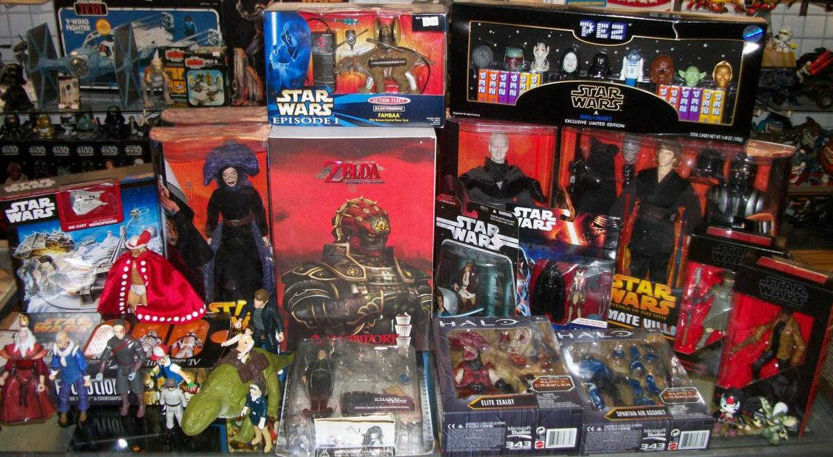 Wyld'n Wooley's toys, games, movies & more