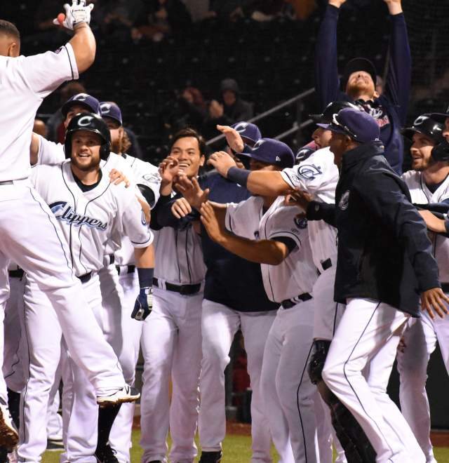 Columbus Clippers vs. Indianapolis Indians