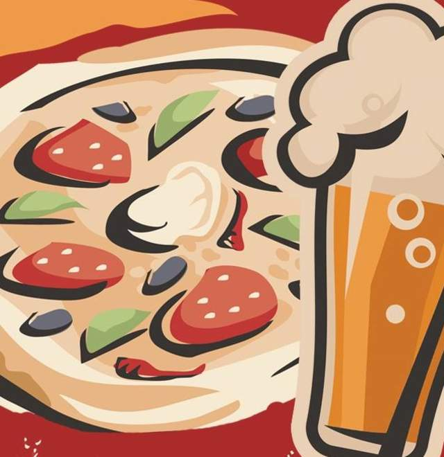 (614) Pizza and Beer Week