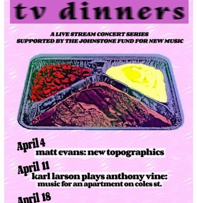 Bearthoven: TV Dinners