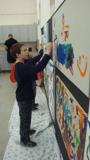 Delaplaine Arts Center Workshop