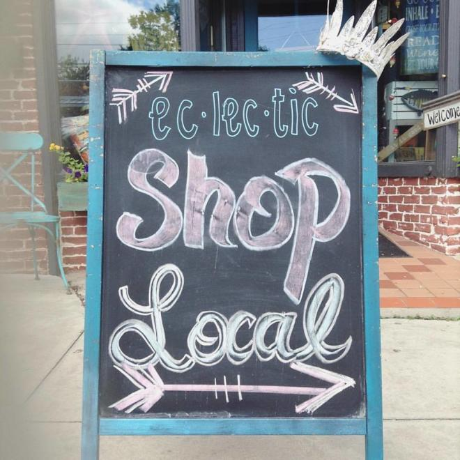Eclectic Shop Local