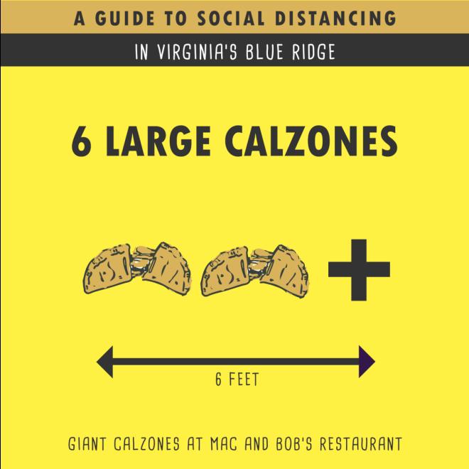 Mac & Bob's Restaurant - Calzones