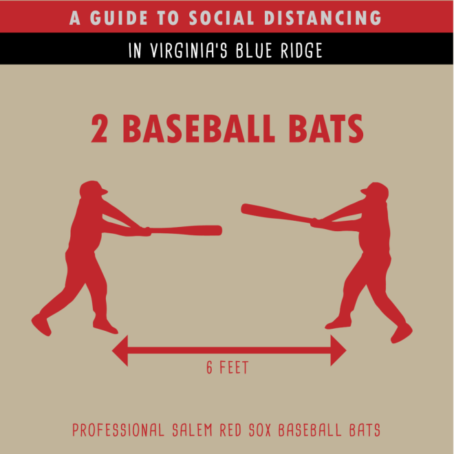 Salem Red Sox - Social Distancing