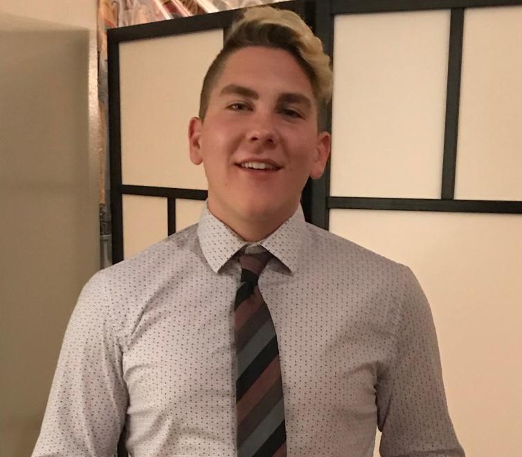 Tourism Kelowna Practicum Student -  Dallas Burnett
