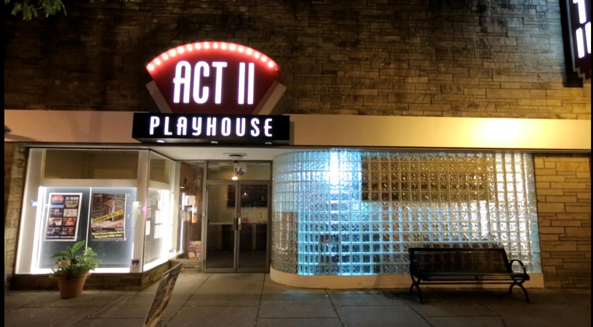 Act II Playhouse Exterior