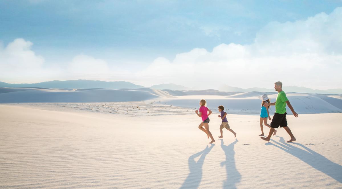 Alamogordo - Travel Planner - White Sands