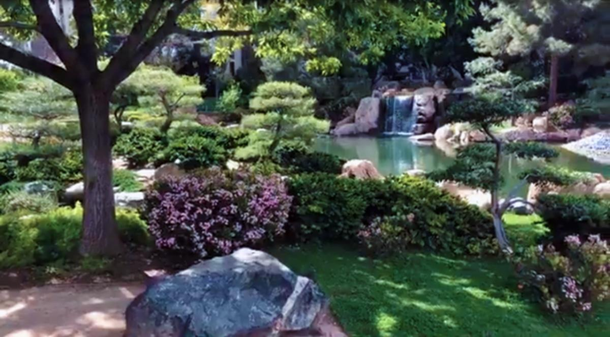 Japanese Friendship Garden in Phoenix Virtual Tour