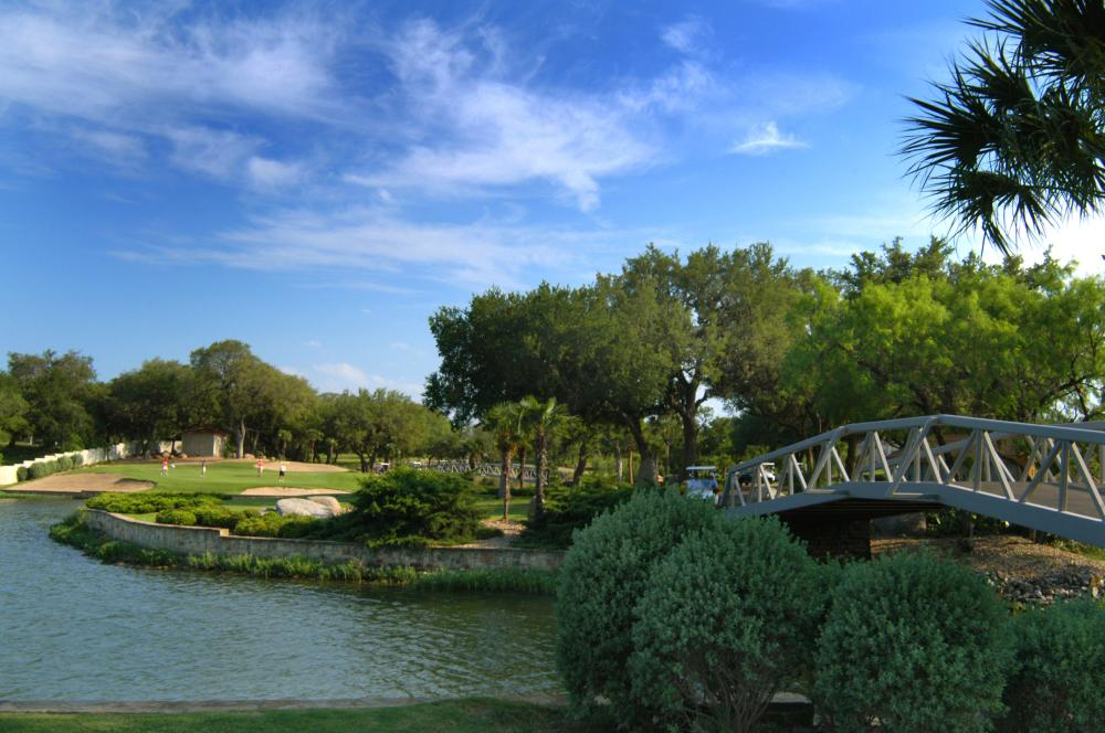 Apple Rock Golf Course at Horseshoe Bay Resort.