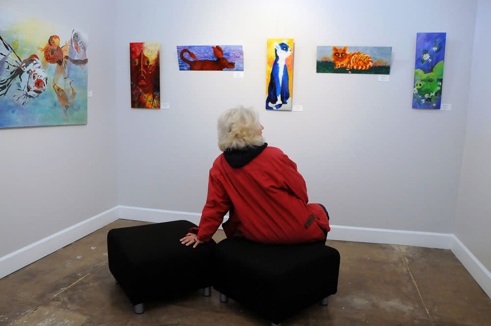 Workhouse Arts Center - artist gallery