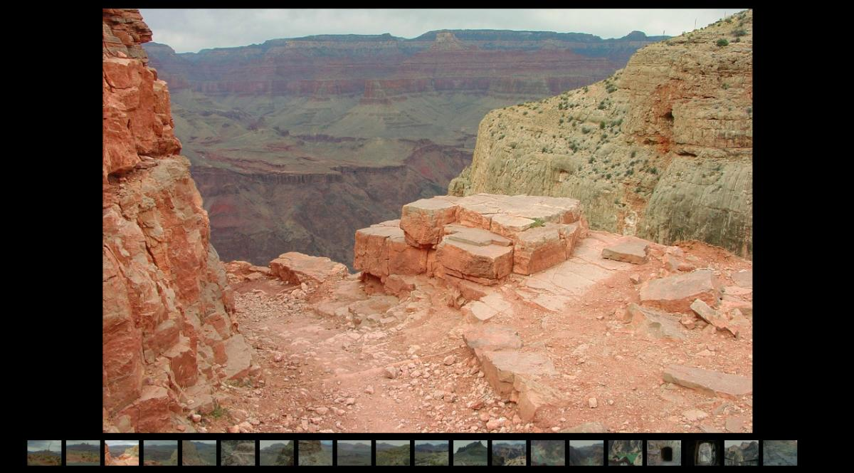 Grand Canyon Virtual Tour