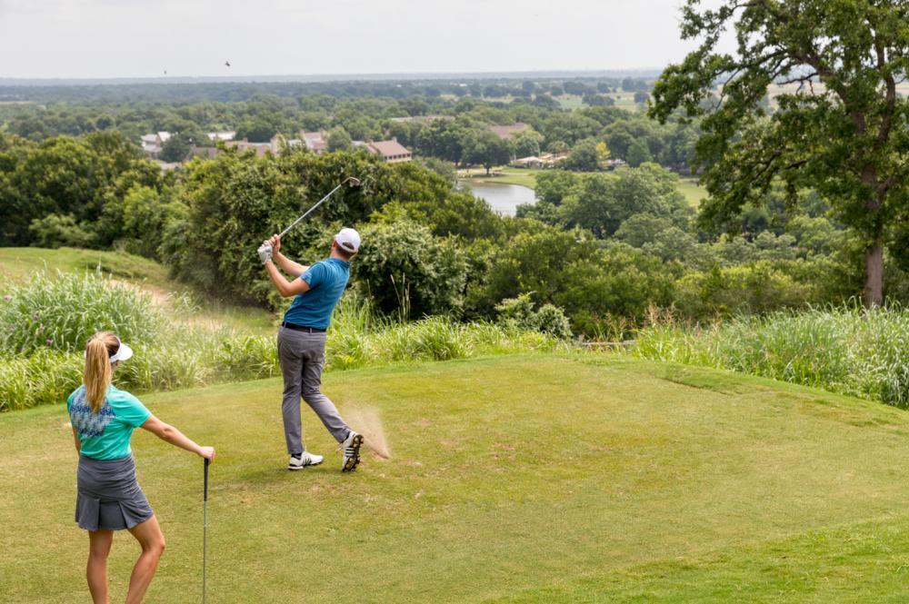 Wolfdancer Golf Club at Hyatt Lost Pines Resort and Spa near Austin Texas