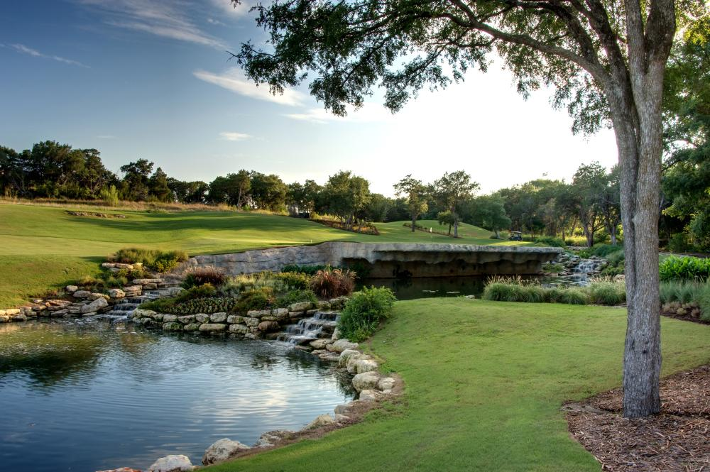 PGA Tour designed Falconhead Golf Course in Austin Texas