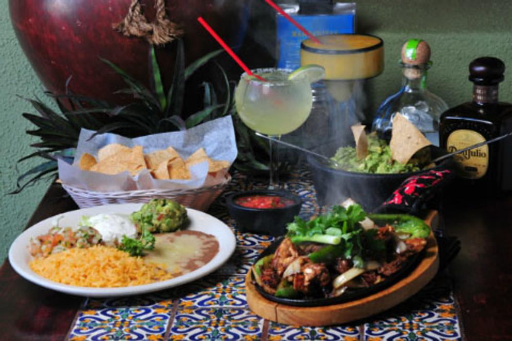 Mexican food from Fresh Agave