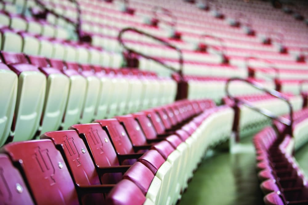 assembly hall seats
