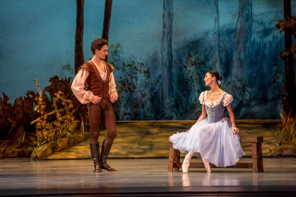 Giselle and Albrecht