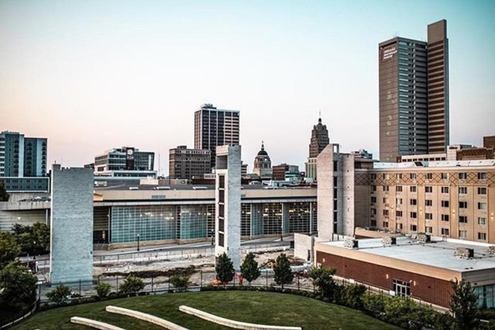 Jasmine Bejar Downtown Fort Wayne #MyFortWayne Photo