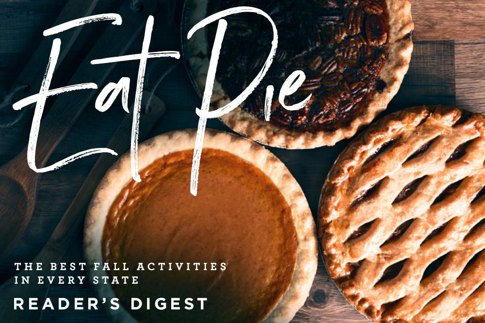 Reader's Digest - Eat Pie