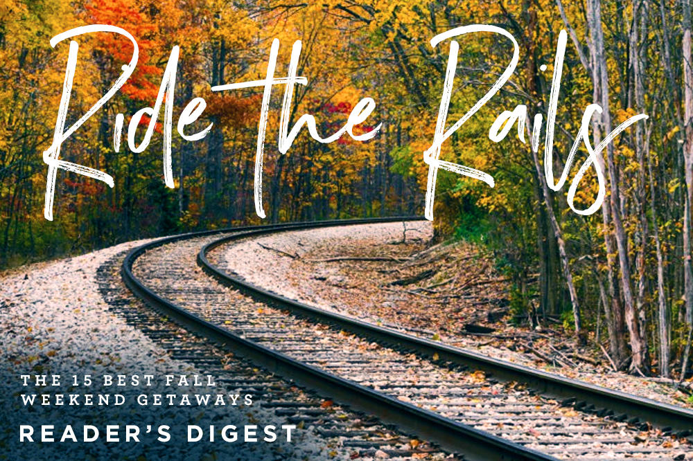 Reader's Digest - Rails