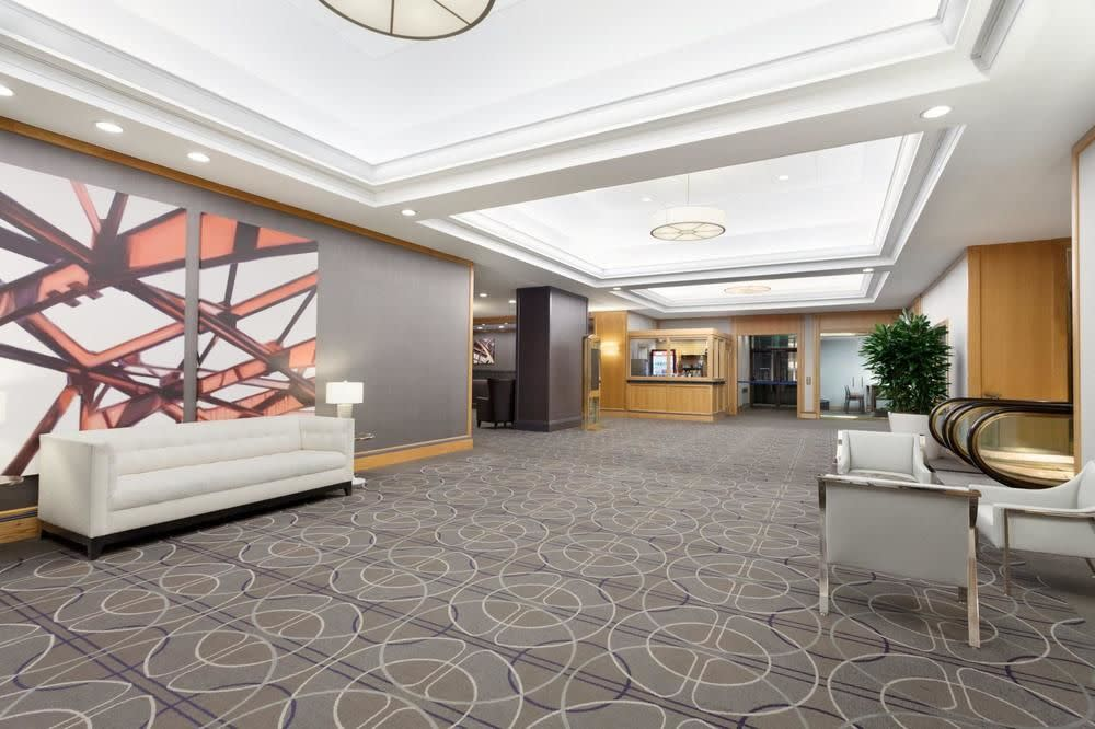 Hilton penn hotel