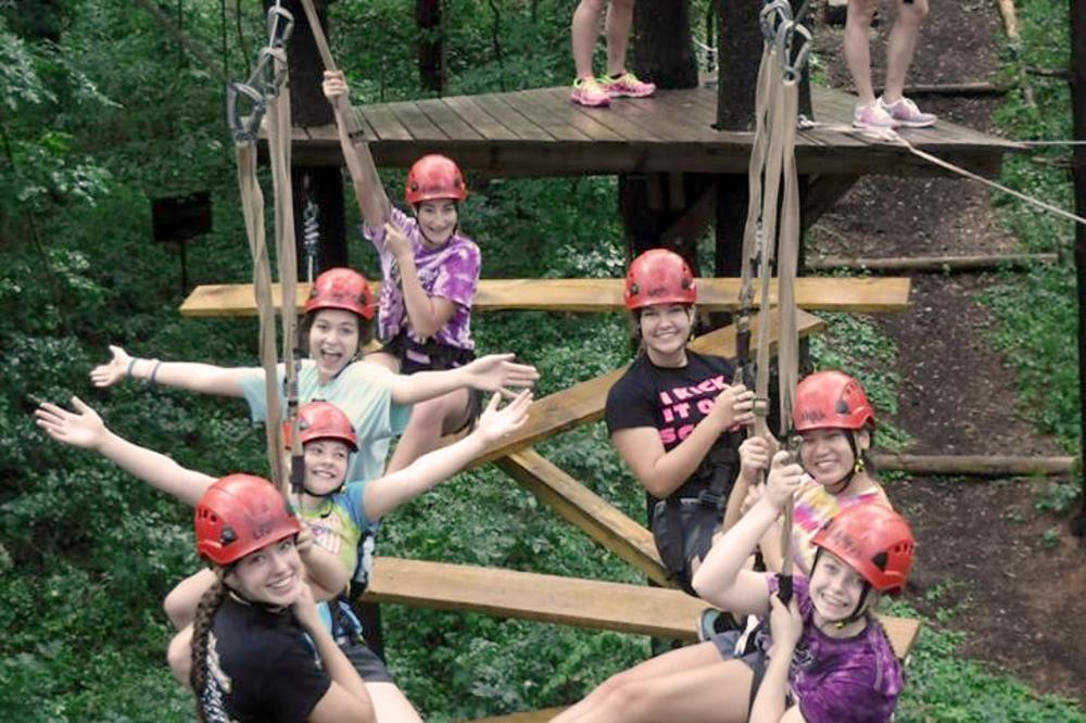 High Ropes_group