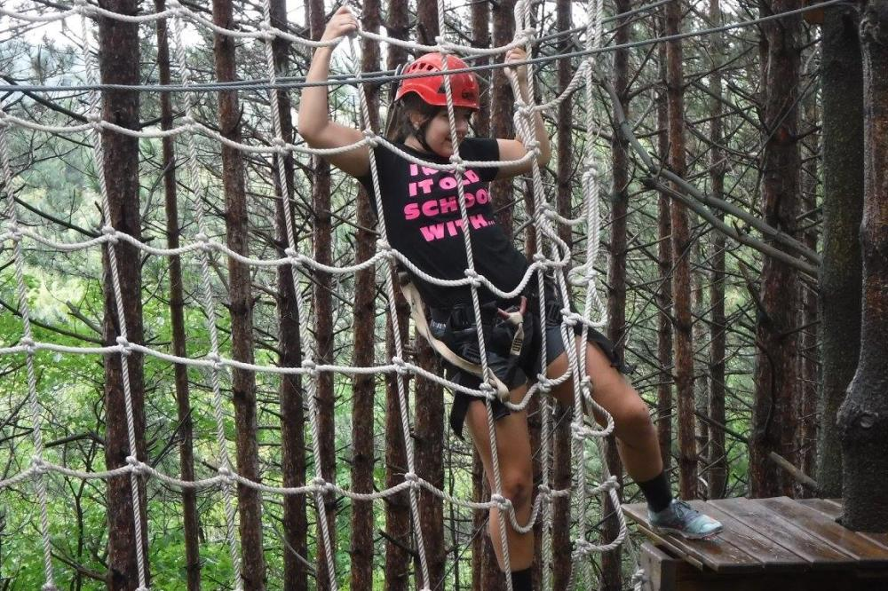 High ropes_Net_youth