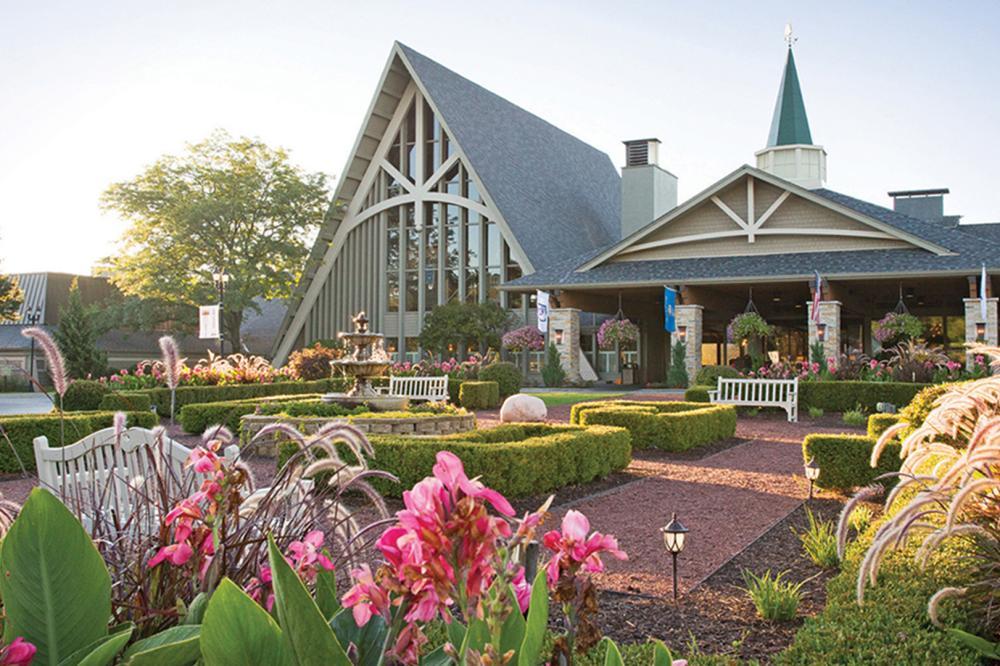 The Abbey Resort