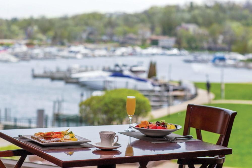 Harborside Breakfast