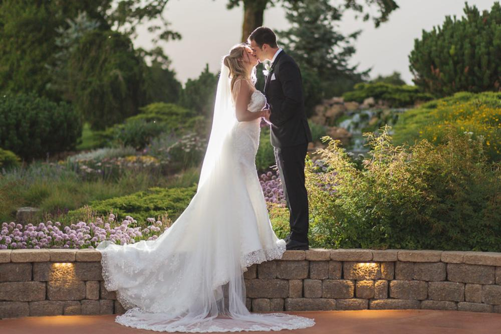 Weddings at Evergreen CC will be remembered a lifetime