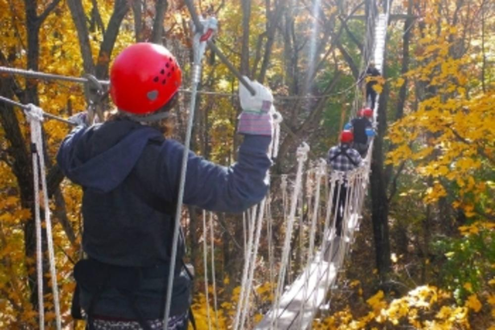Fall Canopy Tour