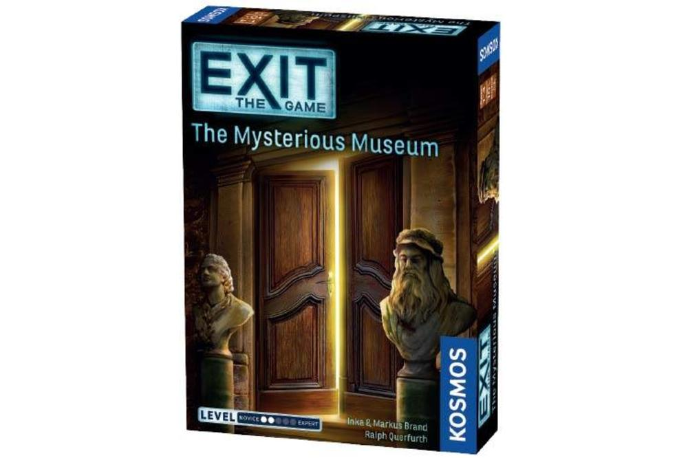EXIT The game!