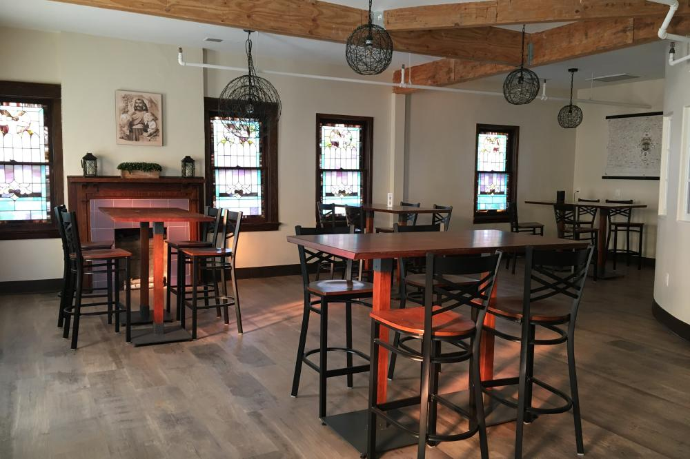 Private Event Rental Space at Topsy Turvy Brewery