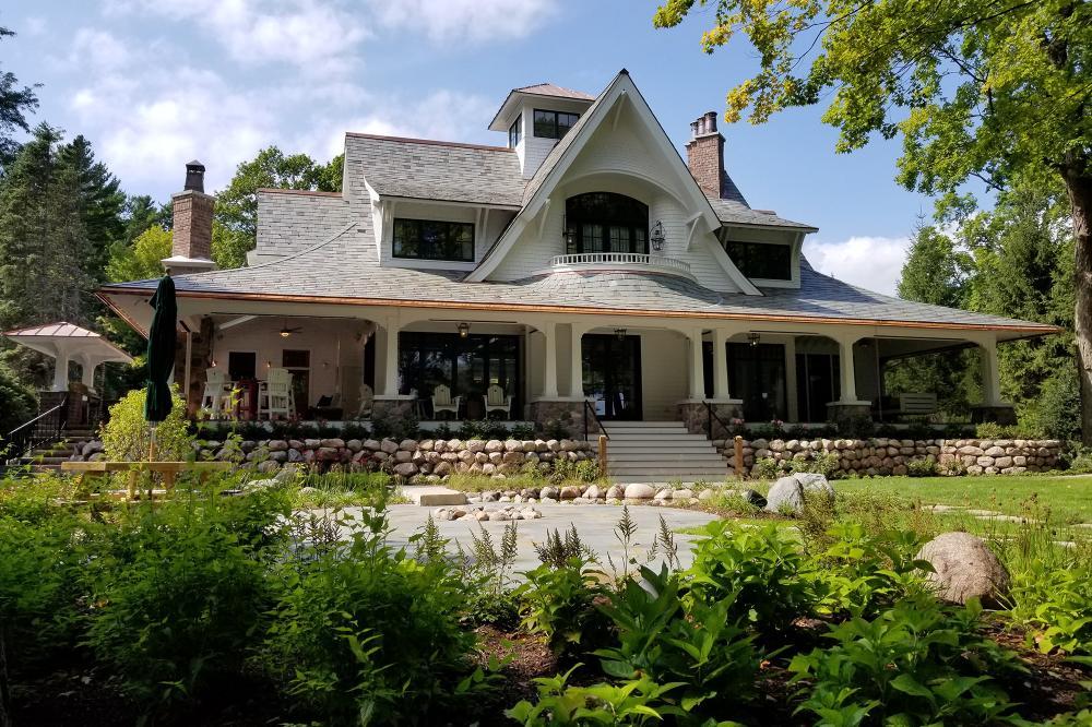 Lake Geneva Custom Home 1