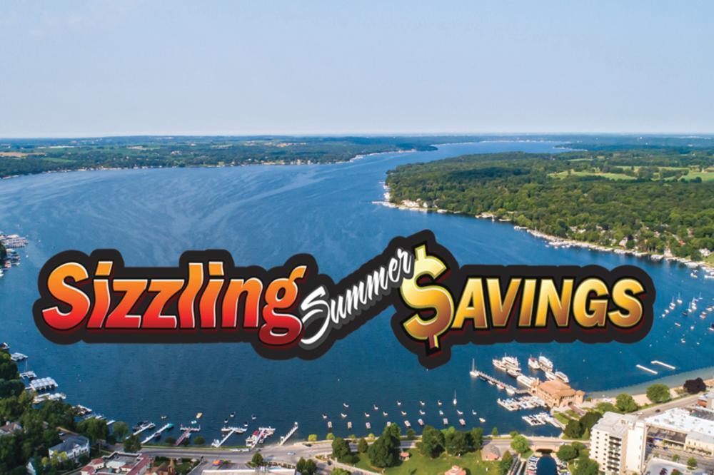 Sizzling Summer Savings