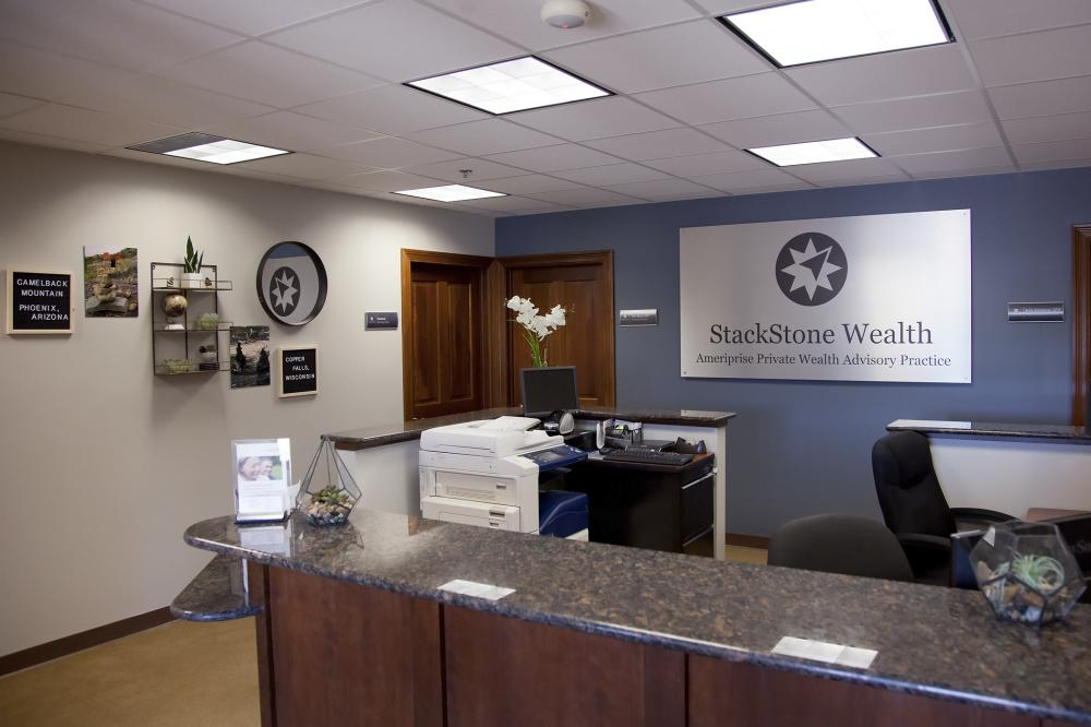 StackStone Wealth office