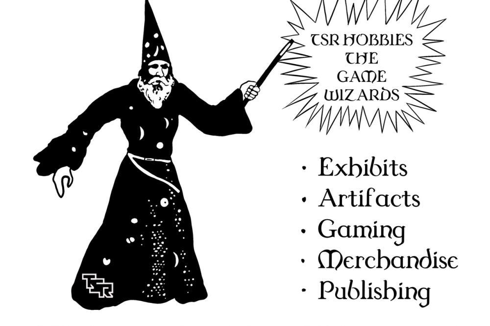 wizard flyer