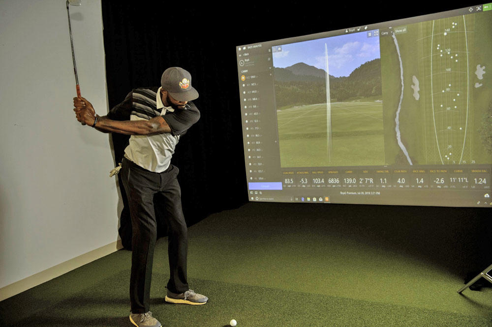 Pinecrest Golf Indoor Studio