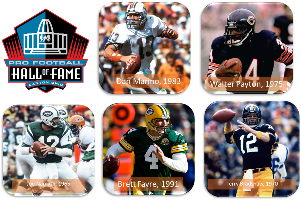 Senior Bowl Hall oF Fame