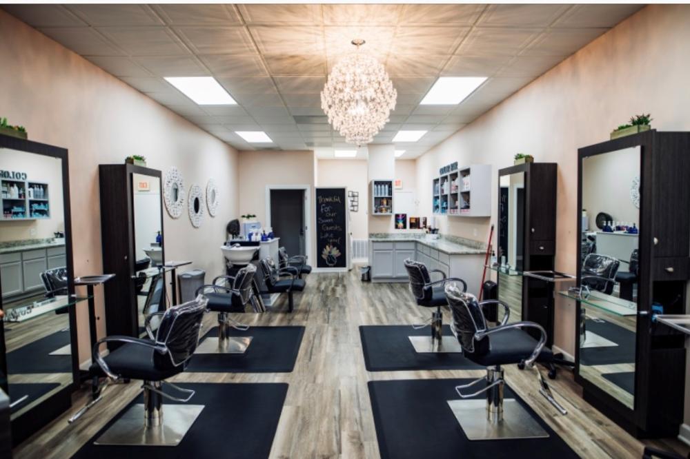 Geneva Hair Lounge Entrance