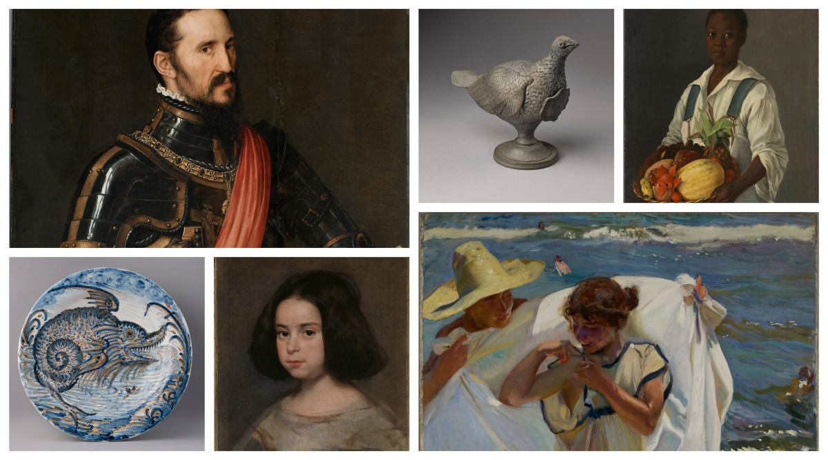 The different styles of Hispanic Art throughout the centuries, from prehistoric to the 20th century.