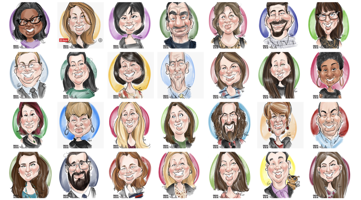Caricature Grouping 1