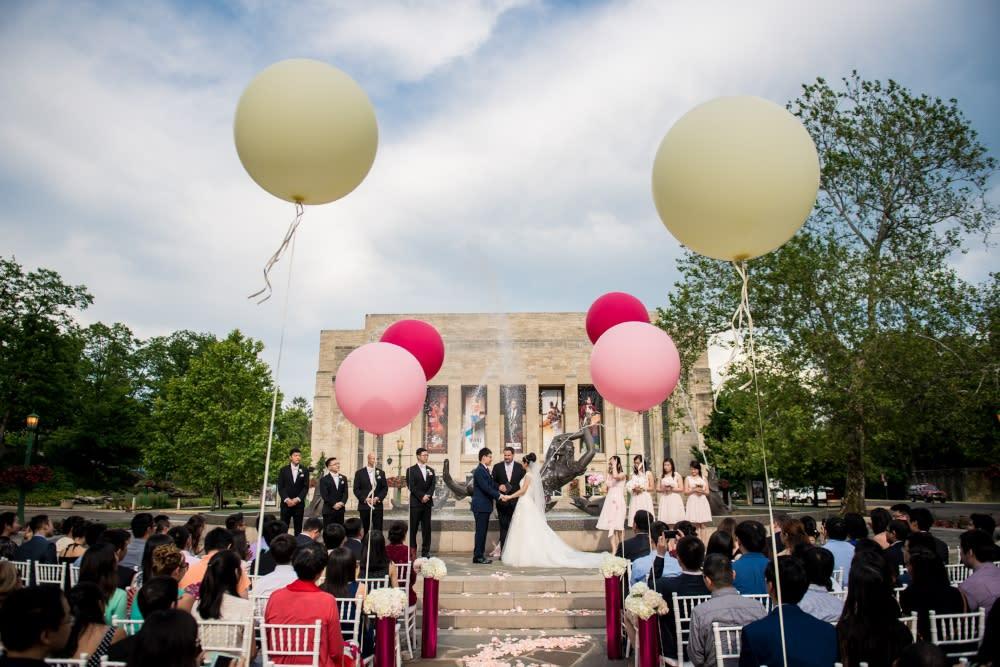 iu wedding