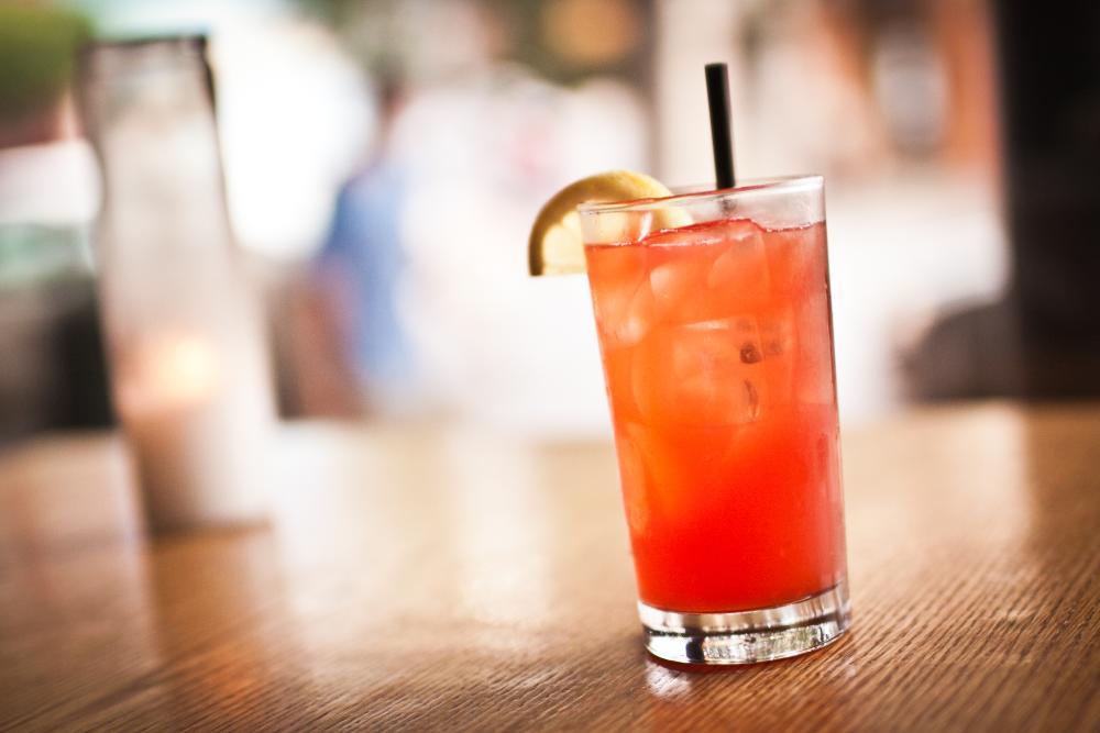Cocktail at Parkside