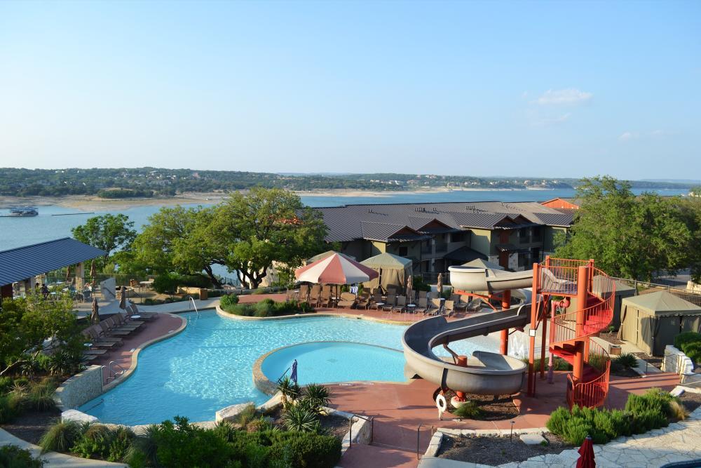 Kids Pool at Lakeway Resort & Spa.