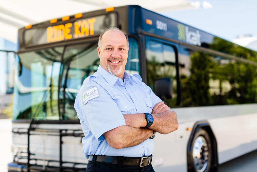 KAT Bus transportation