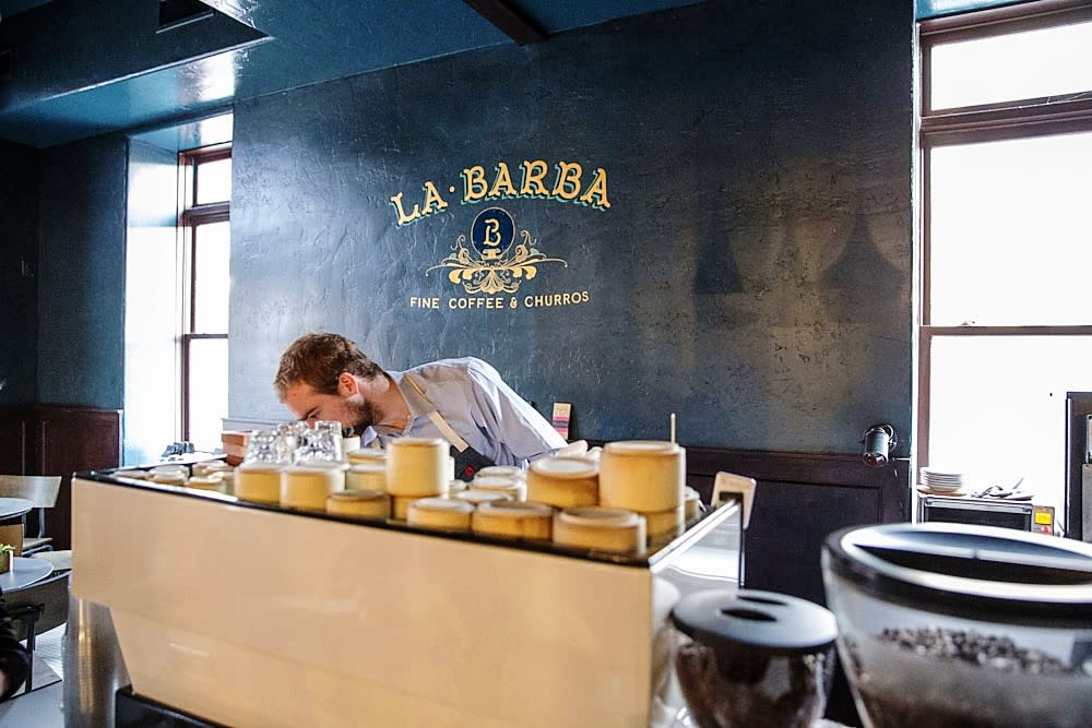 La Barba Coffee