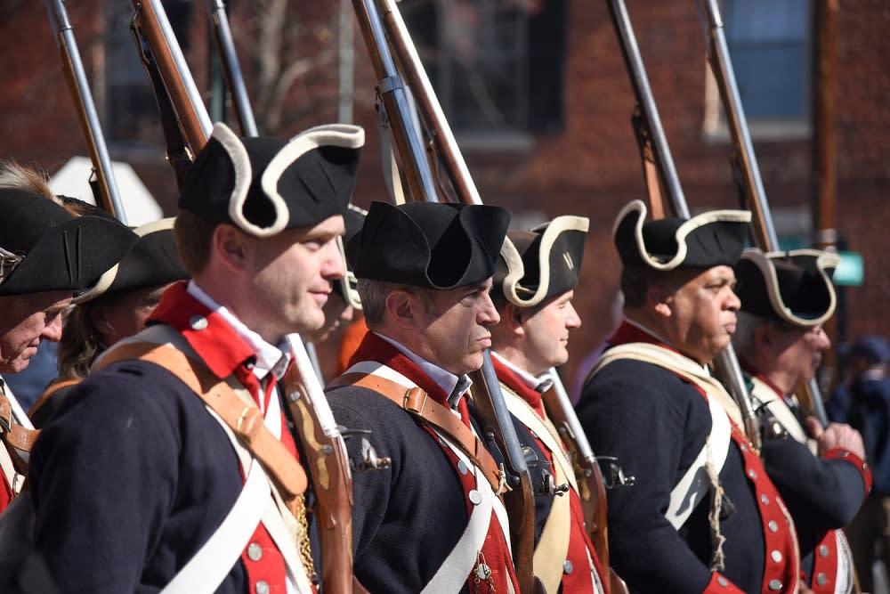 Washington Birthday Parade - Alexandria