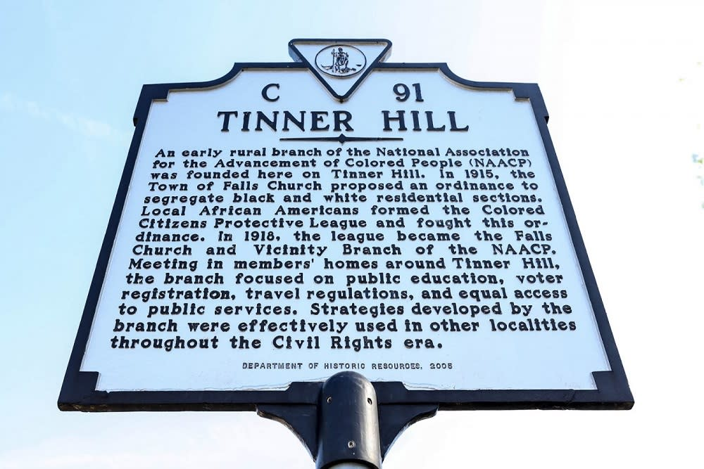Tinner Hill Historic Site