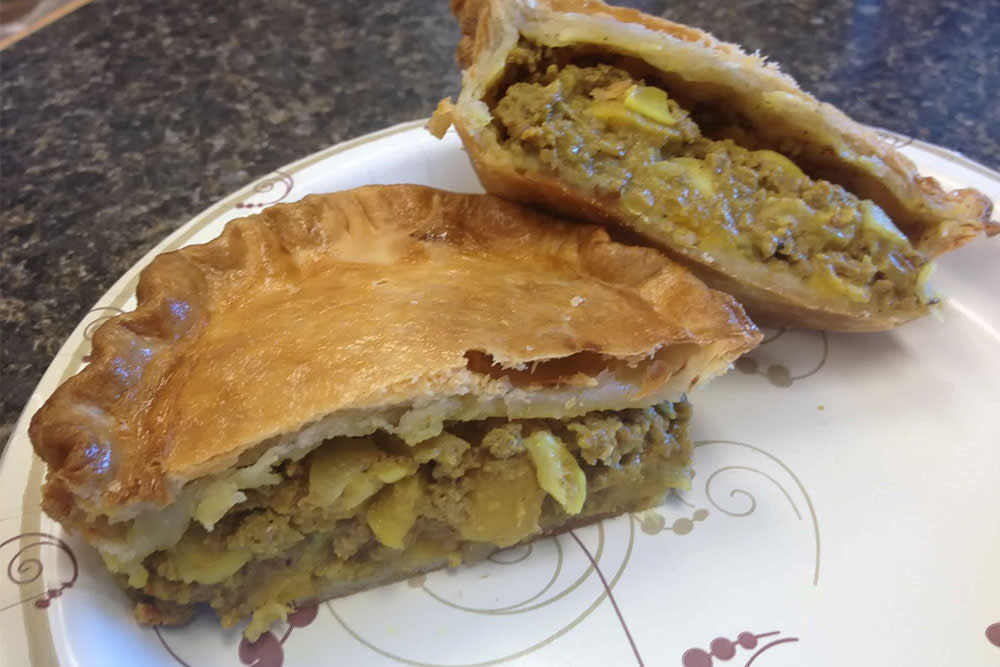 Meat Pie - The Pure Pasty