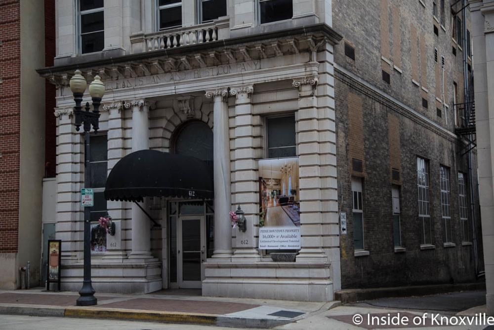 Mechanics Bank Building